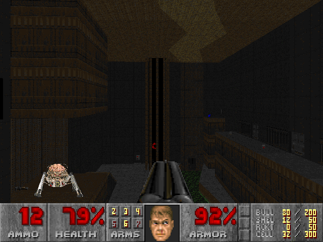 File:DoomII-Crusher-the-spiderdemon.png