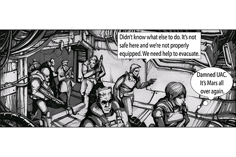 File:DoomIIRPGComic Panel.png