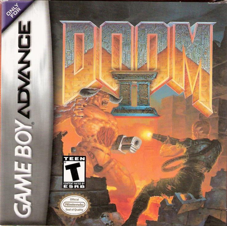 Doom 2 game boy advance controls aqueduct casino address