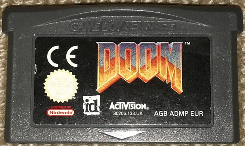 File:Doom GBA cartridge.jpg