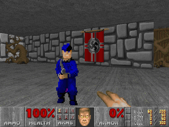 Map31 Wolfenstein Doom Ii The Doom Wiki At Doomwiki