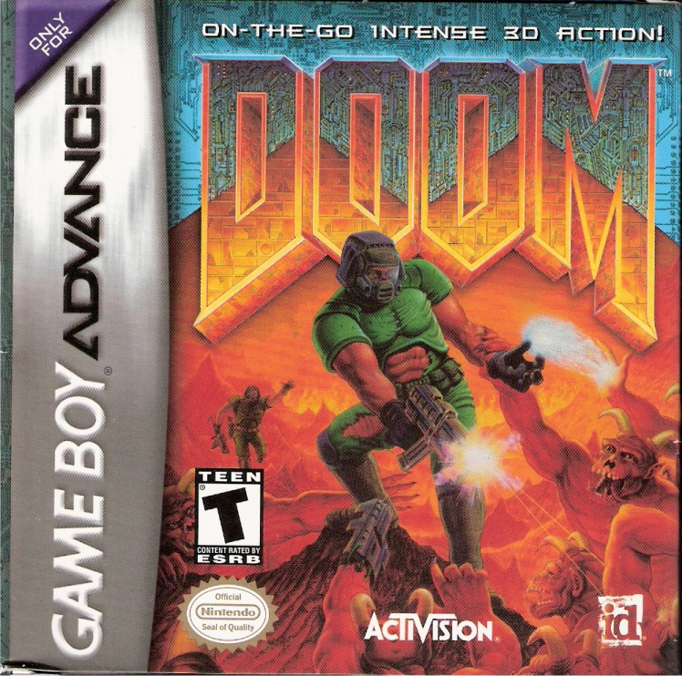 Doom for Game Boy Advance - The Doom Wiki at DoomWiki org