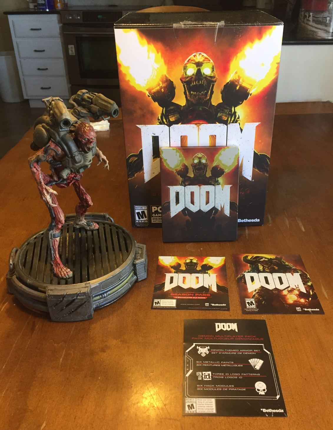 Doom Collector's Edition (2016) - The Doom Wiki at DoomWiki org