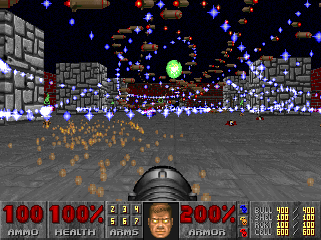 Source port cheat codes - The Doom Wiki at DoomWiki org