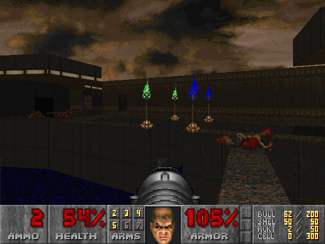 File:DoomII-Gantlet-the-water.png