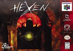 Hexen (Nintendo 64) - The Doom Wiki at DoomWiki org
