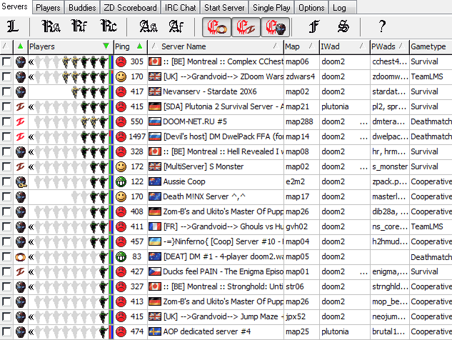 IDE screenshot - server list.png