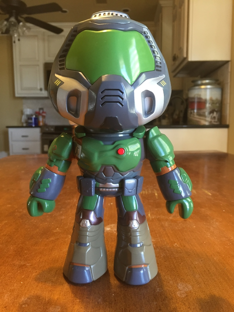 Gaming Heads Doomguy Collectible The Doom Wiki At Doomwiki Org