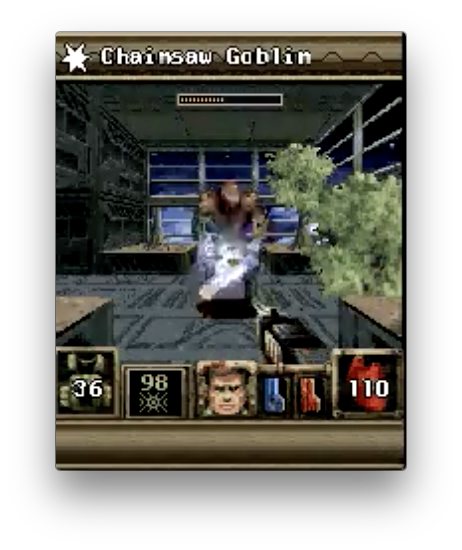 File:Doom II RPG Chainsaw Goblin.png