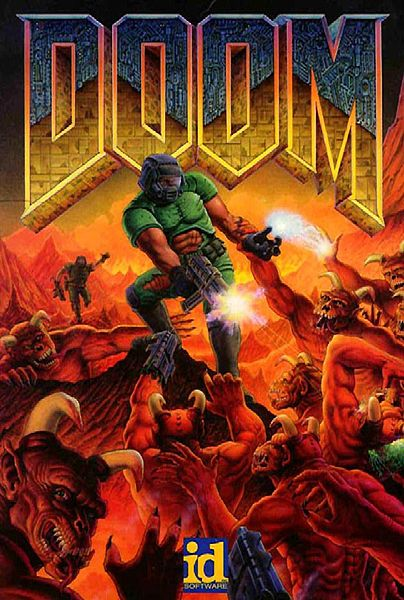 Image result for Doom box art