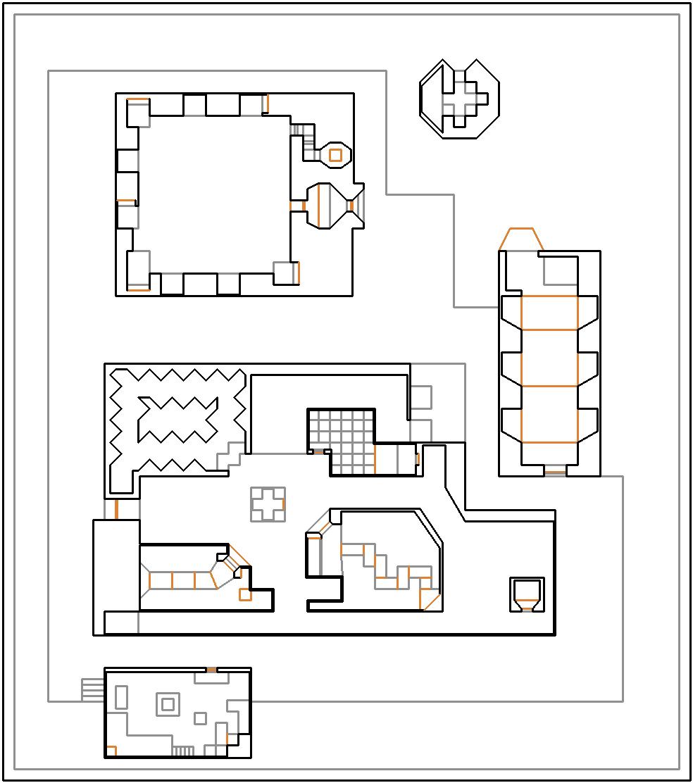MAP12: The Factory (Doom II) - The Doom Wiki at DoomWiki org