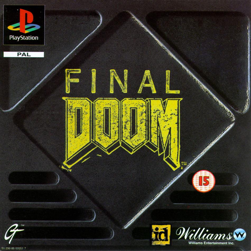 final doom  playstation