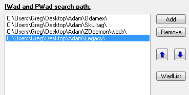 File:IDE screenshot - WAD folders.png