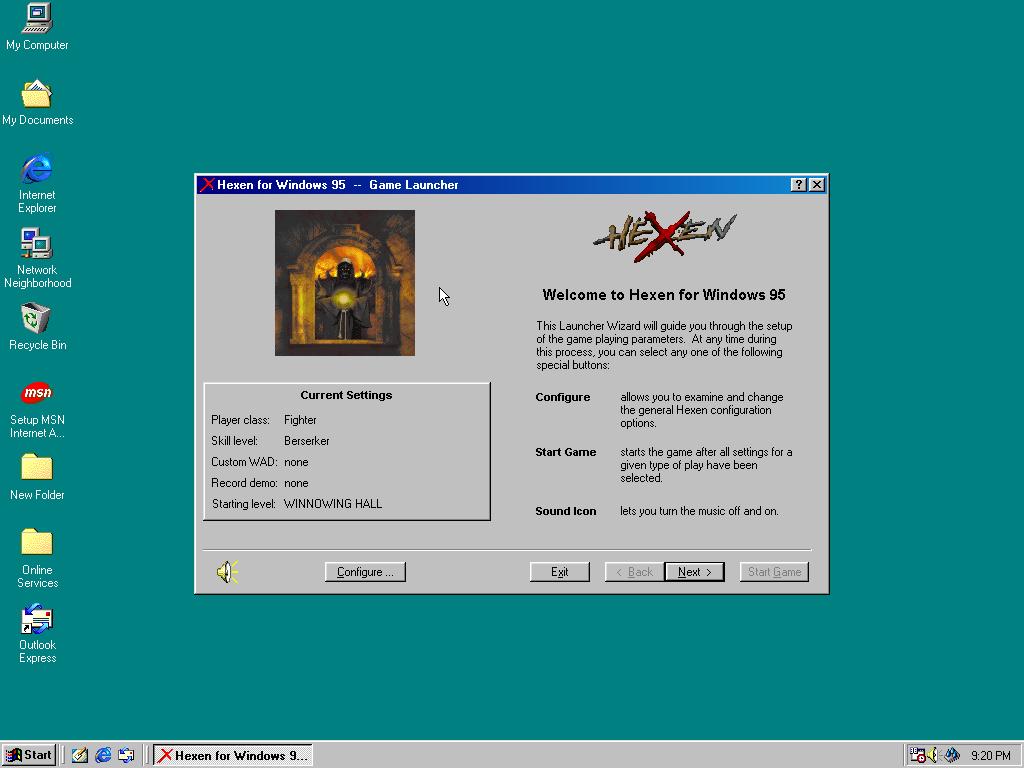 Hexen95 - The Doom Wiki at DoomWiki org