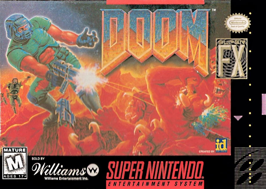 Super NES - The Doom Wiki at DoomWiki org