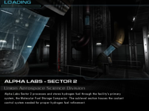 Alpha Labs - Sector 2: Union Aerospace Science Division