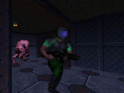 Doom S Protagonist The Doom Wiki At Doomwiki Org