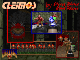 Victory screen of Cleimos