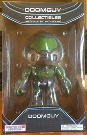 Gaming Heads Doomguy Collectible The Doom Wiki At