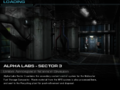 Alpha Labs Sector 3 Title Screen.png