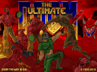 Ultimate Doom the Way id Did - The Doom Wiki at DoomWiki org