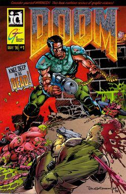 Doom comic - The Doom Wiki at DoomWiki org