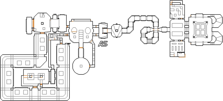 Doom Map on