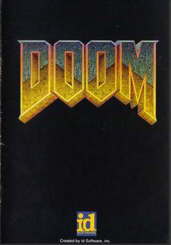 Doom instruction manual - The Doom Wiki at DoomWiki org