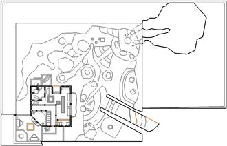 Dark Tower Map on