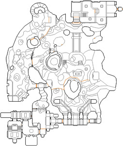 Map03 Canyon Of The Dead No Rest For The Living The Doom Wiki