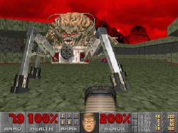 Spiderdemon - The Doom Wiki at DoomWiki org