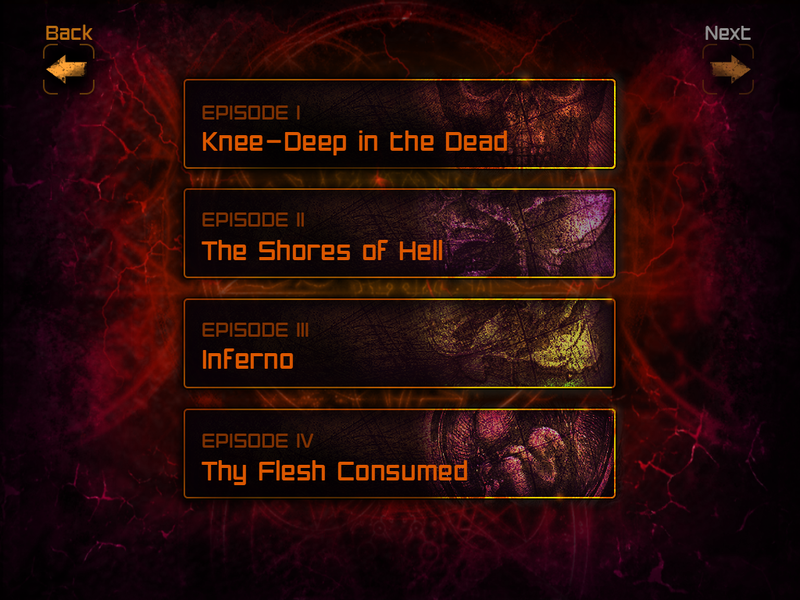 File:Episode select menu in Doom Classic in v 21.png