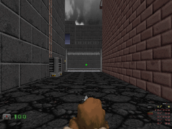 MAP03: Alleys of Saint Valley (Midgard Outlaw) - The Doom Wiki at