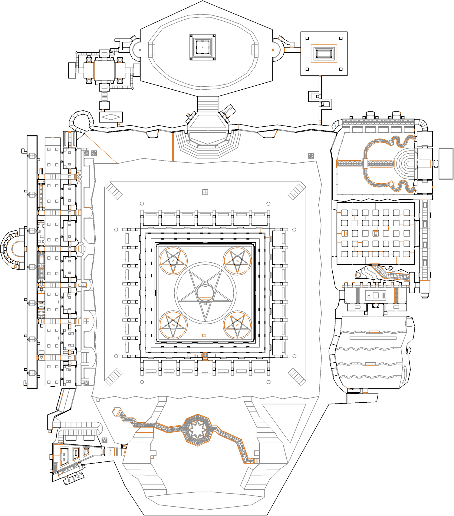 MAP29: Citadel at the Edge of Eternity (Community Chest) - The Doom on