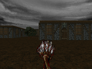 E1M1: The Traveler (Strange Aeons) - The Doom Wiki at