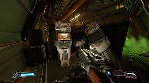 References to the Doom series in Doom 2016 - The Doom Wiki
