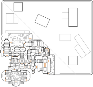 Map01 The Earth Base No Rest For The Living The Doom Wiki At