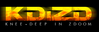 Logo of Knee-Deep in ZDoom