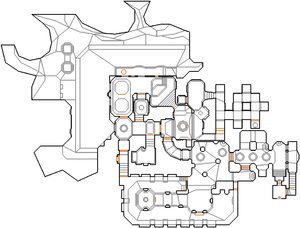 Map02 The Pain Labs No Rest For The Living The Doom Wiki At