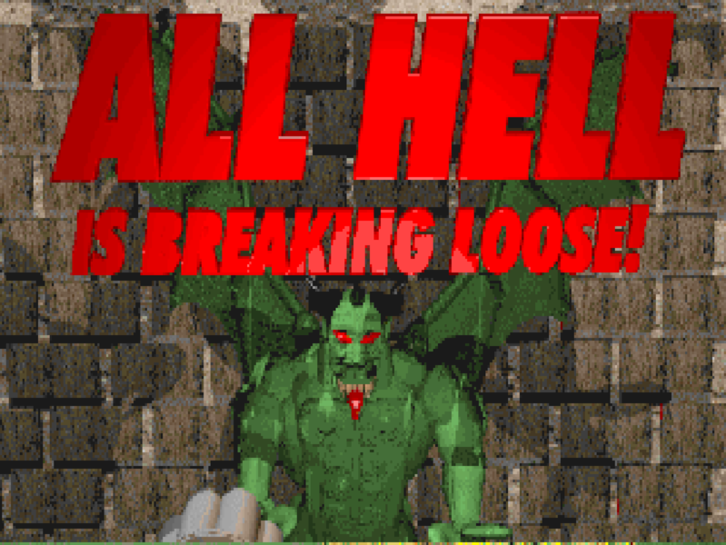 File:All Hell Is Breaking Loose Title Screen.png