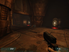 doom 3 resurrection of evil double shotgun code
